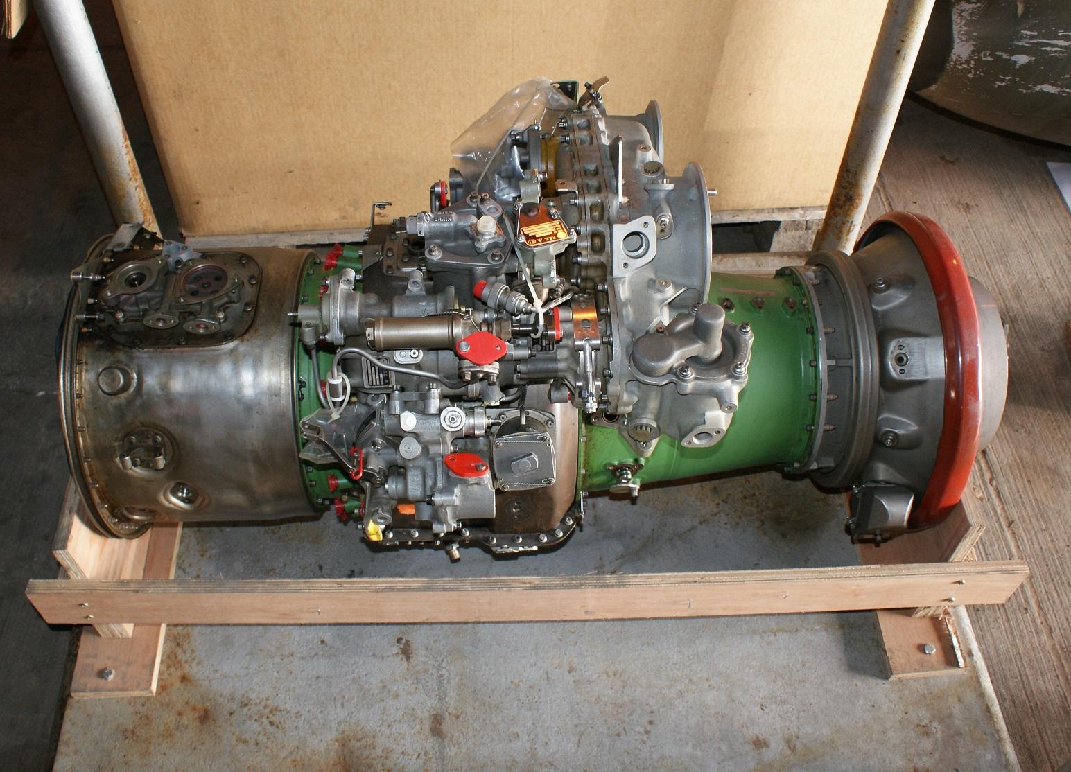 Rolls Royce Turboshaft Engines