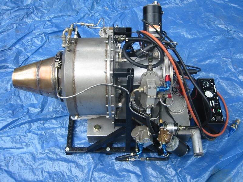 Everett Aero Engines Noel Penny
