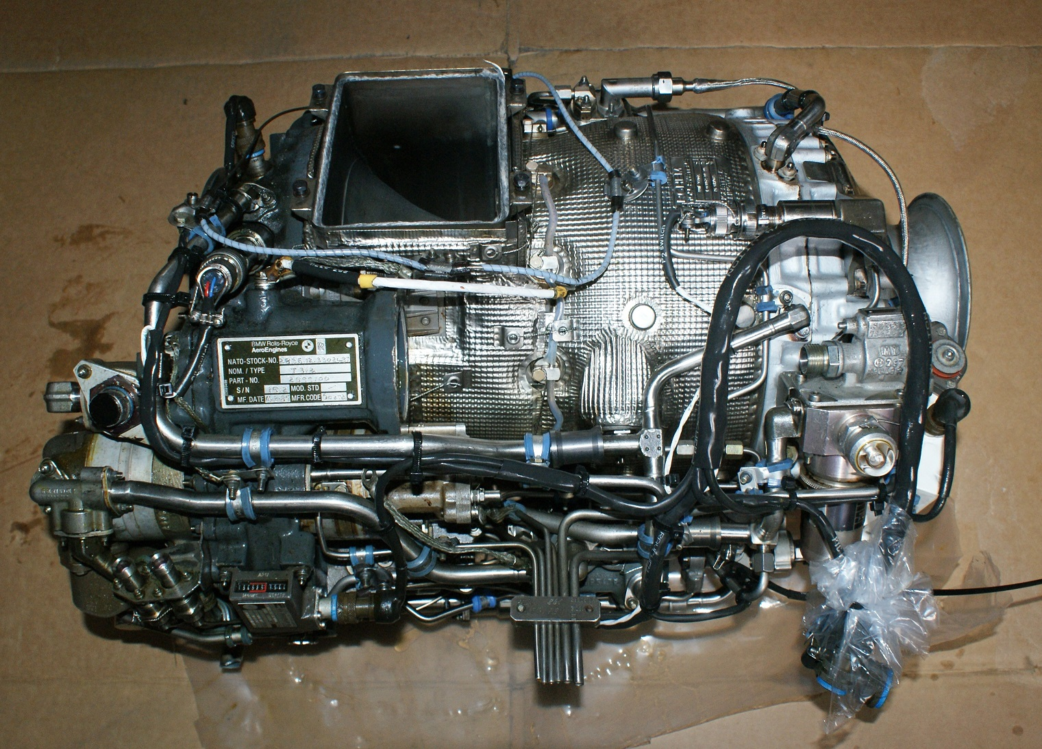 Bmw light aircraft engines for Aircraft motors for sale